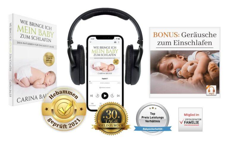 Carina Bauer - eBook + Hörbuch + Geräusche